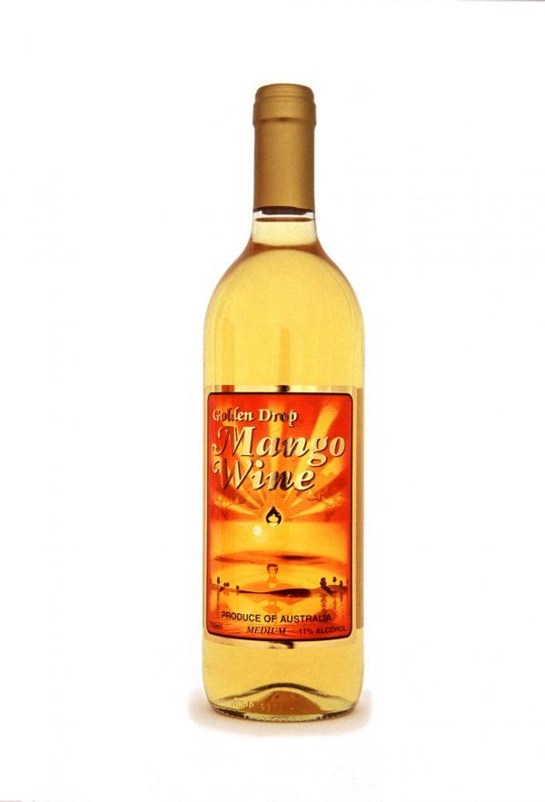 Mango Wine - Medium 750ml-0