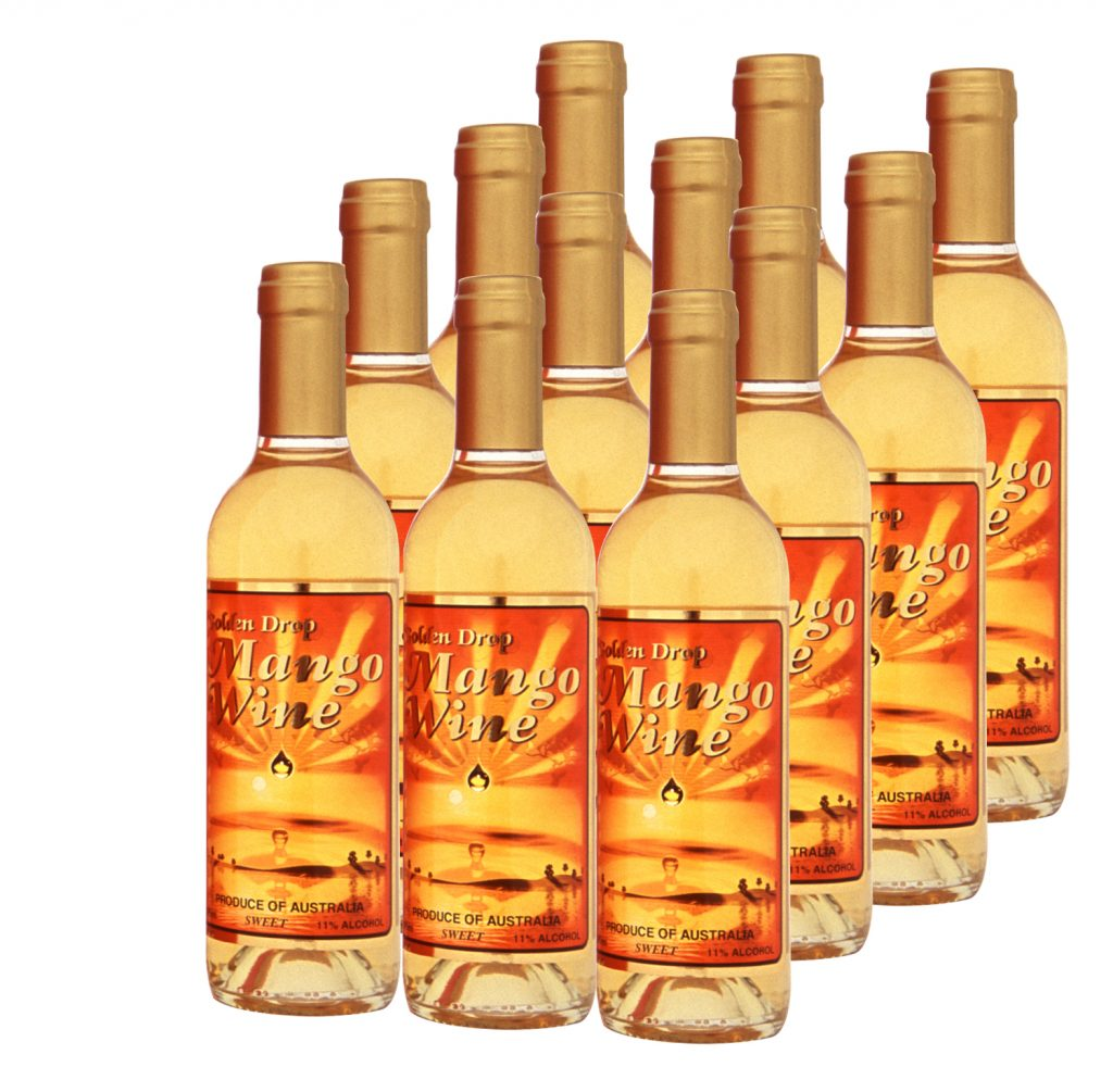 Mango Wine Variety Box of 12 – 375ml