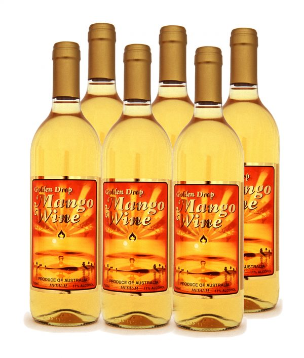 Mango Wine Variety Box of 6 - 750ml-0