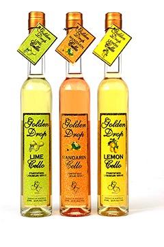 Cello Pack of 5 Citrus/Dragon Varieties